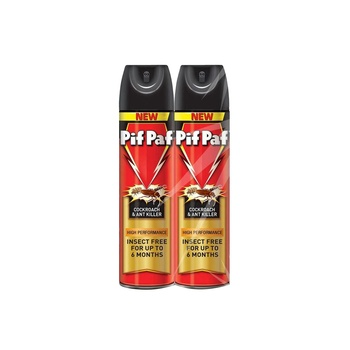 Pif Paf Crawling Insect Killer 400ml Pack Of 2