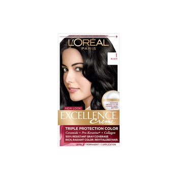 Loreal Excellence Black 1 Sp