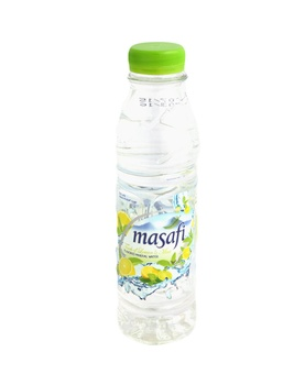 Masafi Water - Mint Lemon 500ml