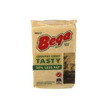 Bega Country Light Tasty 25% 500g