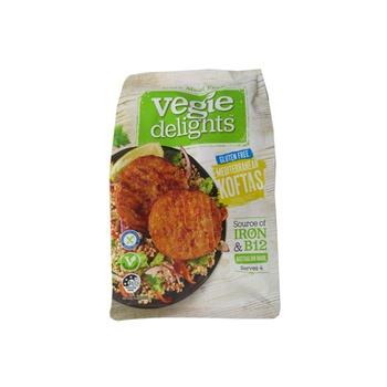 Vegie Delights Mediterranean Koftas Meat Free 300g