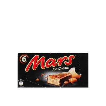 Mars Ice Cream 1 X 6 306ml