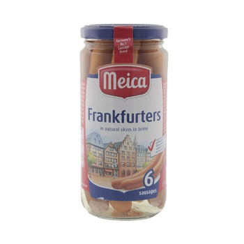 Meica Sausage Real German Frankfurters 150g