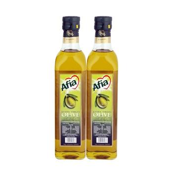Afia Olive Oil 2 X 500ml