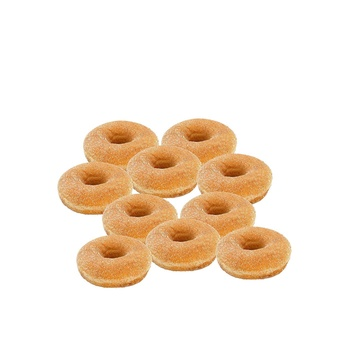 Mini Doughnut Snow Sugar 10 pcs