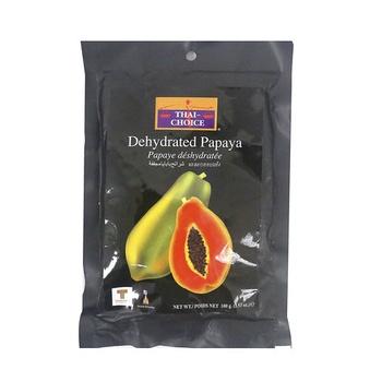 Thai Choice Dehydrated Papaya 100g