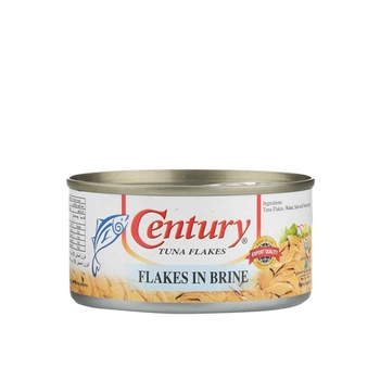 Century Tuna Flakes In Brine 180g