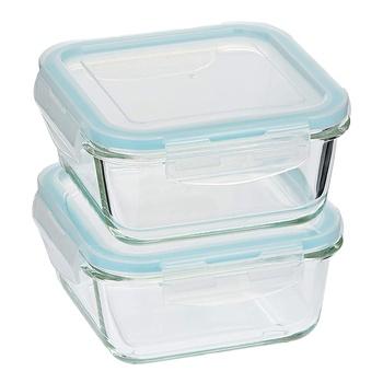Taliona Storage Container 2x690ml