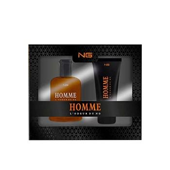 Next Generation Perfumes Homme L' Odeur Du NG 2 Piece Gift Set For Men