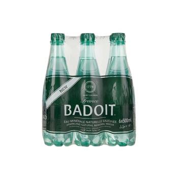 Badoit Sparkling Water 6 x 500ml