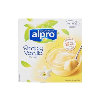 Alpro Desert Vanilla 125g 4pack