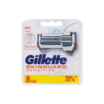 Gillette Skinguard Cartridge 8s