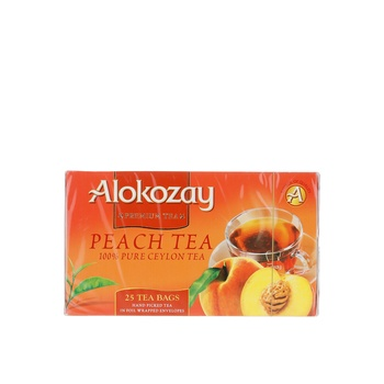 Alokozay Peach Tea Bags 25's