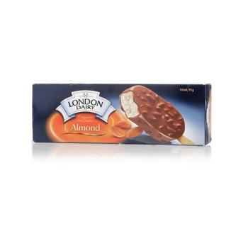London Dairy Ice Cream Almond Stick 110ml