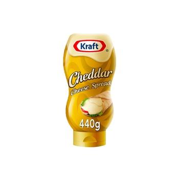 Kraft Cream Cheese Squeeze Original 440g