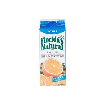 Floridas Natural Orange No Pulp 1.8ltr