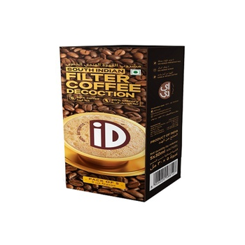 ID South Indian Filter Coffee Decoction 30ml