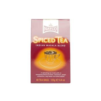 Natco Spiced Tea 40's