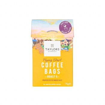 Taylor'S  Oh Flyng Start Coffee Bags 75gm