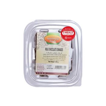 Goodness Foods  Milk Chocolate Oranges 200g