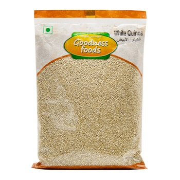 Goodness Food White Quinoa 500g