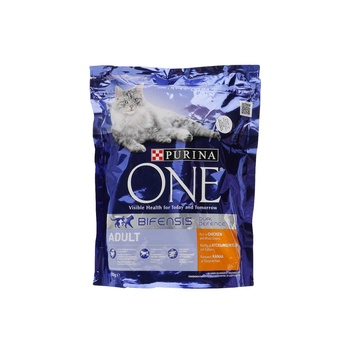 One Adult Cat Chicken & Wholegrain 4X800g N1