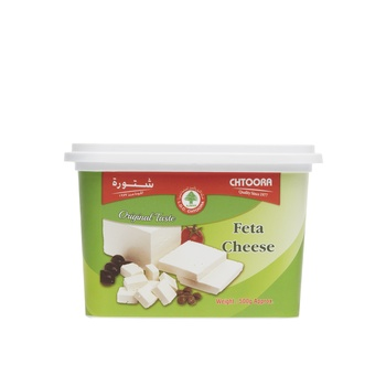Chtoora Feta Cheese 500gm