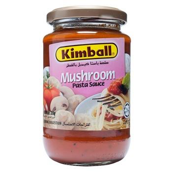 Kimball Sphagetti Mushroom Sauce 350g