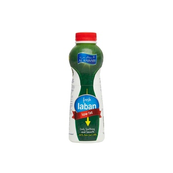 Al Rawabi Robivia Low Fat Laban 500ml