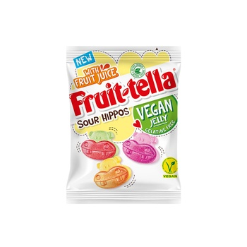 Fruitella Vegan Jellies Sour Hippos 150g