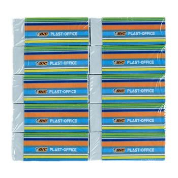 BIC Erasers Pouch 10 #Bz767