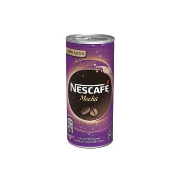 Nescafe Ready To Drink Mocha Chilled Coffee 240ml