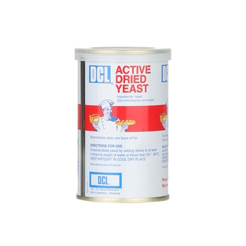 DCL Dry Yeast  125g