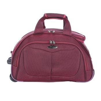 Voyager Duffle Bag 20 - Burgandy