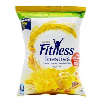 Nestle Fitness Toasties Honey Mustard 36g