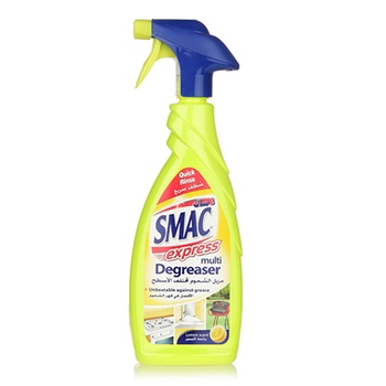 Smac Ultra Degreaser Lemon 650ml