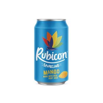 Rubicon Spark Mango Can  330ml