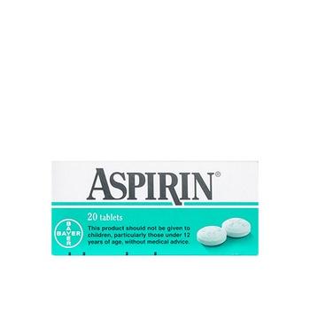Aspirin Tablets Strong 20s