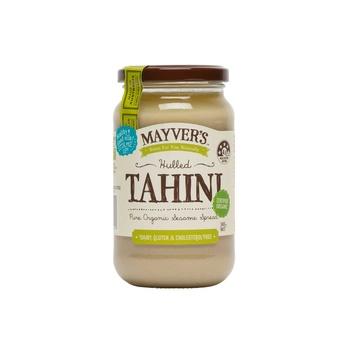 Mayvers Organic Hulled Tahini 385g