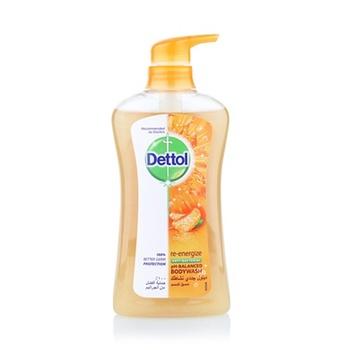 Dettol Body Wash Re Energized 500ml