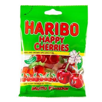Haribo Happy Cherries 80g