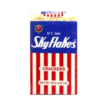 My San Sky Flakes Crackers 100g