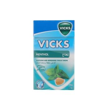 Vicks Menthol 40g