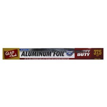 Glad Aluminium Foil Heavy Duty 45 X 7.7 m 37.5sq ft