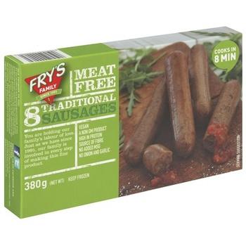 Frys Sausage 380g