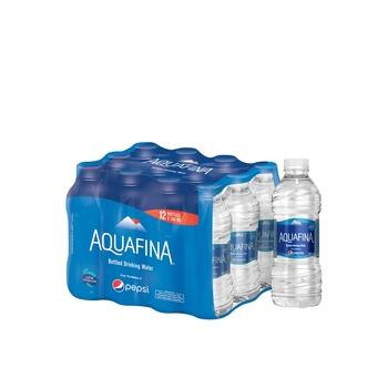 Aquafina Bottled Drinking Water, 330ml x 12