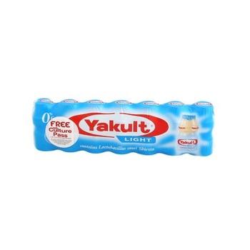 Yakult Milk Drink Light  7 x 65ml