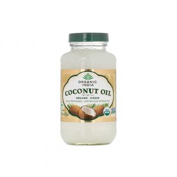 Organic India Coconut Oil 500 Gm