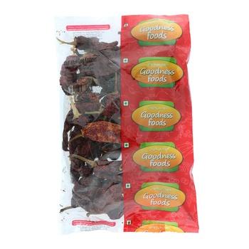 Goodness Foods Chilli Whole-Long Kashmiri 100g