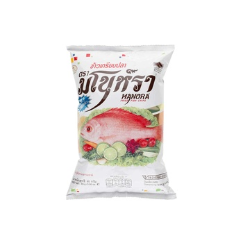 Manora Fried Fish Chips 85g